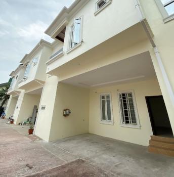 Luxury New Property, Ikota Vila Estate, Lekki Expressway, Lekki, Lagos, Terraced Duplex for Sale