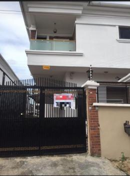 Luxury 4 Bedroom Semi Detached Duplex with Bq, Osapa London, Jakande, Lekki, Lagos, Semi-detached Duplex for Rent