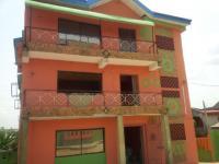 3 Bedroom Flat, 4, Hakeem Atunrashe Street, Haruna, Off Lagos Road, Ikorodu, Lagos, Flat for Rent