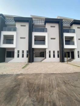 The Garnet- 4 Bedroom All En-suite Townhouse., Jabi, Abuja, Terraced Duplex for Sale