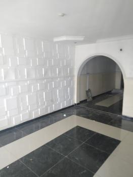 Nice 2 Bedroom Bungalow with Guest Toilet, Area 8, Garki, Abuja, Terraced Bungalow for Rent