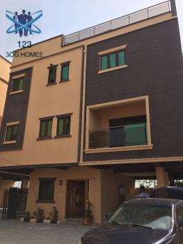 Fully Serviced 4 Bedroom with Bq, Swimming and Gym, Ilasan, Jakande, Lekki, Lagos, Terraced Duplex for Rent