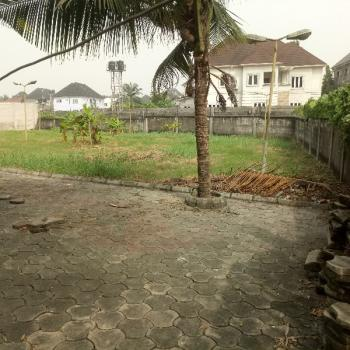 Well Located 2 Plots of Land in an Estate, Potters Estate, Off Peter Odili Road, Trans Amadi, Port Harcourt, Rivers, Residential Land for Sale