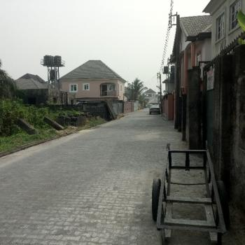 Well Located Plot of Land in a Serene Estate, Potters Estate Off Peter Odili Road, Trans Amadi, Port Harcourt, Rivers, Residential Land for Sale