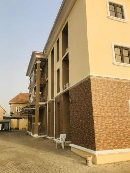 Aesthetic 3 Bedroom Serviced Apartment with a Room Bq, Katampe Extension, Katampe, Abuja, Mini Flat for Rent