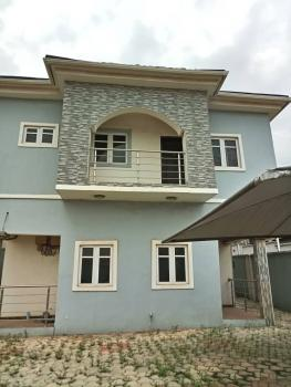 4 Bedroom Detach Duplex, Magodo Phase 1, Gra, Magodo, Lagos, Detached Duplex for Rent