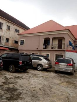 Block of 10 Flat (7)number of 2 Bedrooms (2) Number of 3 Bedroom, Ago Bridge By Sayon Estate, Ago Palace, Isolo, Lagos, Block of Flats for Sale