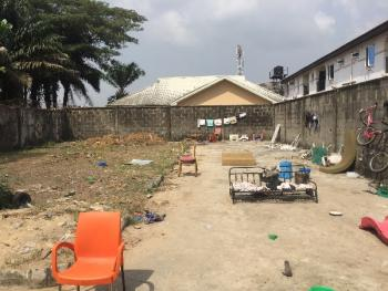 Dry Half Plot of Land (fenced and Gated), United Estate, Sangotedo, Ajah, Lagos, Residential Land for Sale