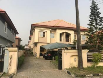 Clean and Sharp 4 Bedroom Fully Detached Duplex with Bq, Crown Estate, Sangotedo, Ajah, Lagos, Detached Duplex for Rent