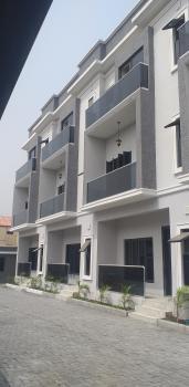 Elegant Spacious 4 Bedroom Terrace Duplex with Swimming Pool, Lekki Phase 1, Lekki, Lagos, Terraced Duplex for Sale