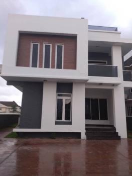 5 Bedroom Fully Detached Duplex with Theatre Room and One Room Bq, Pinnock Beach Estate, Jakande, Lekki, Lagos, Detached Duplex for Rent