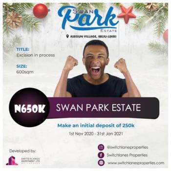 Swan Park, Asegun, Ibeju Lekki, Lagos, Mixed-use Land for Sale