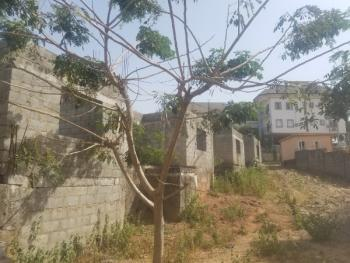 4 Units of 4 Bedroom Terraced Carcass Duplexes with Bqs, Close to, Games Village, Kaura, Abuja, Terraced Duplex for Sale