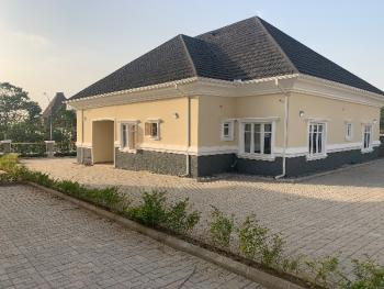 Newly Built 4 Bedroom Bungalow, Off Coza, Guzape District, Abuja, Detached Bungalow for Rent