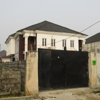 Well Located 4 Bedroom Semi-detached Duplex, Sunview Estate, Sangotedo, Ajah, Lagos, Semi-detached Duplex for Sale