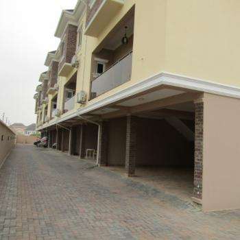 4 Bedroom Terrace House with Boys Quarters, Oral Estate, Lekki, Lagos, Terraced Duplex for Sale