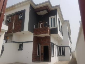Sweet 4 Bedroom Semi Detached Duplex with Bq, Lekki, Lagos, Semi-detached Duplex for Sale