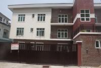 Fully Serviced 3 Bedroom Apartment All Rooms En-suite, Chevy View Estate, Lekki, Lagos, 3 bedroom, 3 toilets, 3 baths Self Contained Flat for Rent