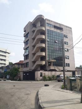 6 Floors Office Building with Lift, Alagomeji, Yaba, Lagos, Office Space for Rent