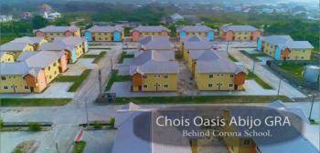 3 Bedroom Private Access Maisonettes, Abijo Gra, Sangotedo, Ajah, Lagos, Block of Flats for Sale