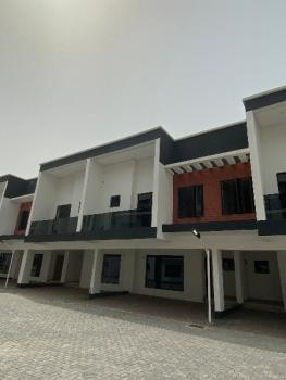 Fully Serviced 4 Bedroom Terrace Duplex, Ologolo, Lekki, Lagos, Terraced Duplex for Rent