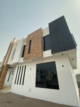 Newly Built 4 Bedroom Detached Duplex with B.q, By Lekki 2nd Toll Gate, Lekki, Lagos, Detached Duplex for Sale