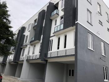 4-bedroom Terrace Duplex All En Suite + 1 Room Ensuite Bq, Off Oba Onirus Palace Way, Inside a Close., Oniru, Victoria Island (vi), Lagos, Terraced Duplex for Sale