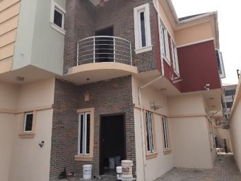 4bedroom Semi Detach House with a Room Bq, Ocean Breeze, Ologolo, Lekki, Lagos, Semi-detached Duplex for Rent