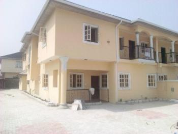 Newly Built 4 Bedroom Semi Detached House with 2 Rooms Boys Quarters, Lekki Right, Lekki Phase 1, Lekki, Lagos, House for Rent
