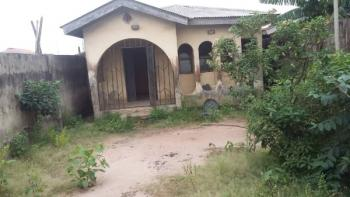 a 2 Bedroom Bungalow Sitting on a Half Plot, Ijoko Road, Sango Ota, Ogun, Detached Bungalow for Sale