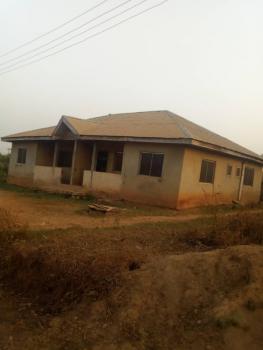 Twin Flat of 2 Bedrooms Bungalow, Oloro Area Apete., Ibadan, Oyo, Block of Flats for Sale