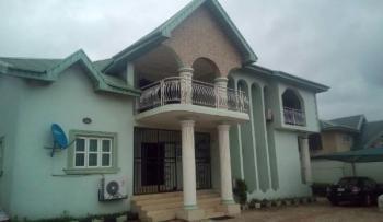 5 Bedrooms Duplex with Swimming Pool, Beside Agbala Daniel Church Orogun/ojoo Area Lb, Akinyele, Oyo, Terraced Duplex for Sale
