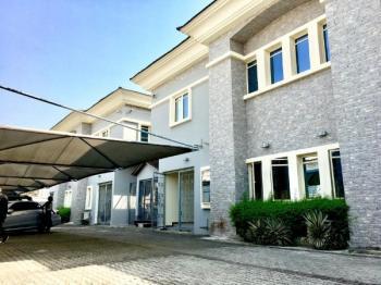 Luxurious 5 Bedrooms Semi-detached Duplex, Lekki Phase 1, Lekki, Lagos, Semi-detached Duplex for Rent