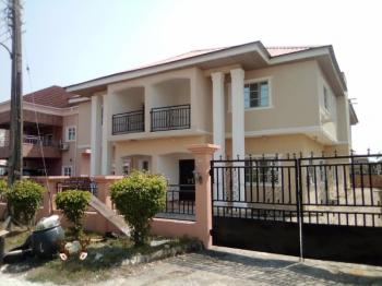 Two Wings of 4 Bedroom Semi Detached Duplex with Bq Each, Ajah, Lagos, Semi-detached Duplex for Sale