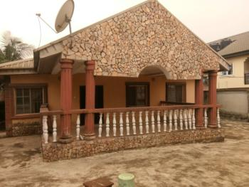 a Well Finished  Block of 4 Bedrooms Bungalow, a Mini Flat in a Plot, Charity Estate, Igbolomu, Agric, Ikorodu, Lagos, Detached Bungalow for Sale