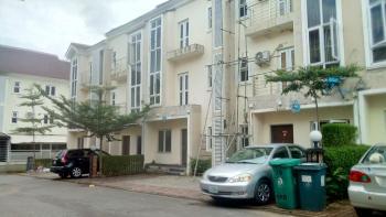 3 Bedroom Terraced Duplex with Bq, Life Camp, Gwarinpa, Abuja, Terraced Duplex for Rent