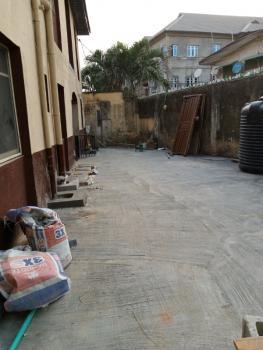 Newly Renovated 2 Bedroom Flat Upstairs Back Flat, Akoka, Yaba, Lagos, Flat for Rent