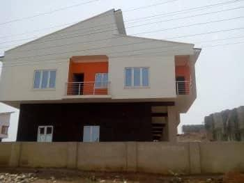 a Brand New 4bedroom Terrace Duplex, Life Camp, Gwarinpa, Abuja, Terraced Duplex for Sale