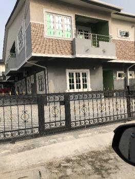 Brand New 4 Bedroom Semi Detached House, Lekki Paradise 3 Estate, Chevy View Estate, Lekki, Lagos, Semi-detached Duplex for Rent