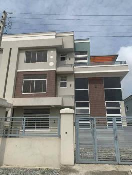 Brand New 5 Bedroom Semi Detached Duplex + Bq, Meadowhall Rd, Ikate Elegushi, Lekki, Lagos, Semi-detached Duplex for Sale