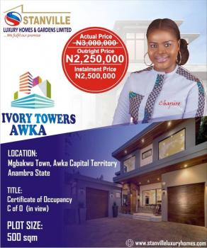 Estates Land, Mgbakwu Town, Awka, Anambra, Residential Land for Sale
