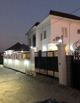 Luxury 5 Bedroom Duplex  & Bq, University View Estate, Abraham Adesanya Estate, Ajah, Lagos, Detached Duplex for Sale