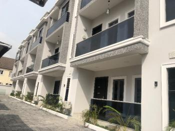 Luxury 4 Bedroom Town House for Lease, Off Palace Road, Oniru, Victoria Island (vi), Lagos, Terraced Duplex for Rent