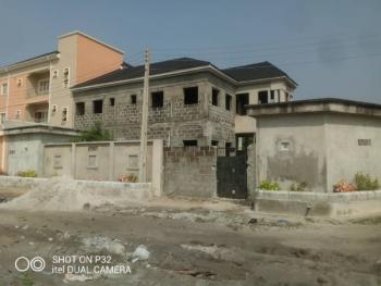 Uncompleted 5 Bedroom Detached Duplex, Ogogoro, Ibeju Lekki, Lagos, Detached Duplex for Sale