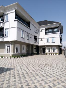Newly Built 4 Units of 3 Bedroom Terraced Duplex with a Bq, Lekki Right, Lekki Phase 1, Lekki, Lagos, Terraced Duplex for Rent