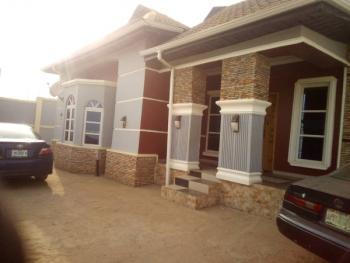 Newly Built 4 Bedroom Bungalow, Behind Ojoo Army Barrack, Border Area Ojoo Ibadan, Ojoo, Ibadan, Oyo, Detached Bungalow for Sale