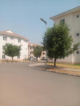 Executive Tasfully Finish 3bedroom Flat, Aso Garden Estate, Karsana, Abuja, Flat for Sale