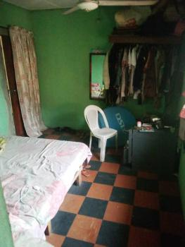 Room in a Flat with Personal Toilet, Off Ijesha Road, Ijesha, Surulere, Lagos, Self Contained (single Rooms) for Rent