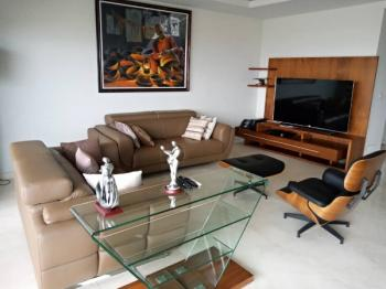 Exclusive Apartment with an Office Space, 1412 Ahmadu Bello Way, Victoria Island Extension, Victoria Island (vi), Lagos, Flat Short Let