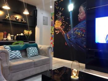 Super 1 Bedroom Apartment in Gated Estate with Swimming Pool, Senrolu Street Off Ligali Ayonride Street Oniru, Victoria Island (vi), Lagos, Flat Short Let